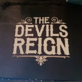 Revils reign satanic patch